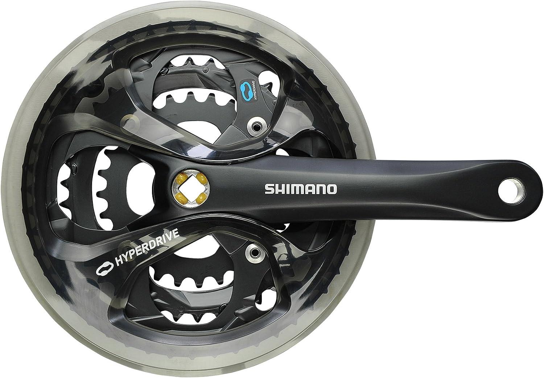 SHIMANO Acera Trekking FC de M361/Cuadrado 7//8/Compartimento de bielas