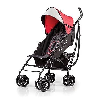 Summer Infant 3D Lite Stroller Black//Lime
