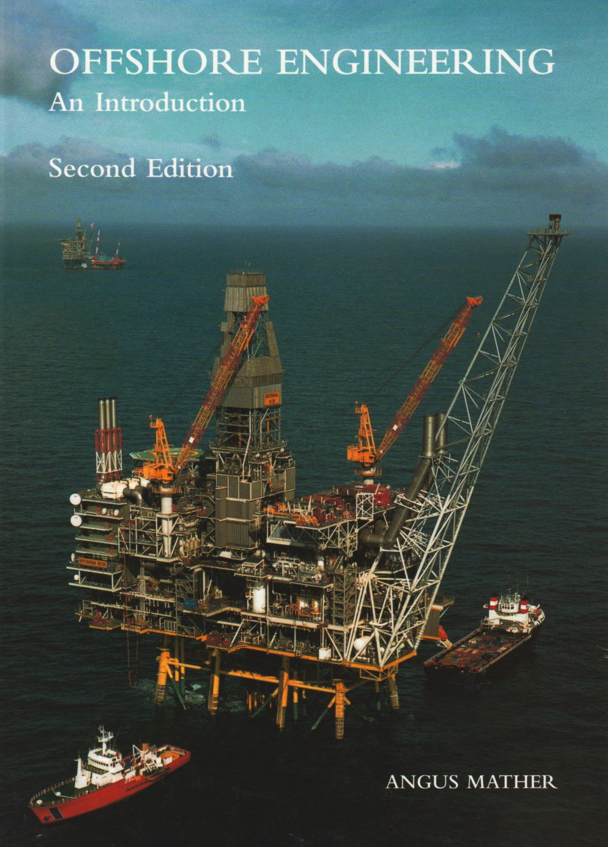 Offshore Engineering: An Introduction: Amazon co uk: Angus