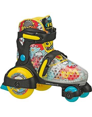 Roller Derby Fun Roll Boy s Jr Adjustable Roller Skate 377504cb67a