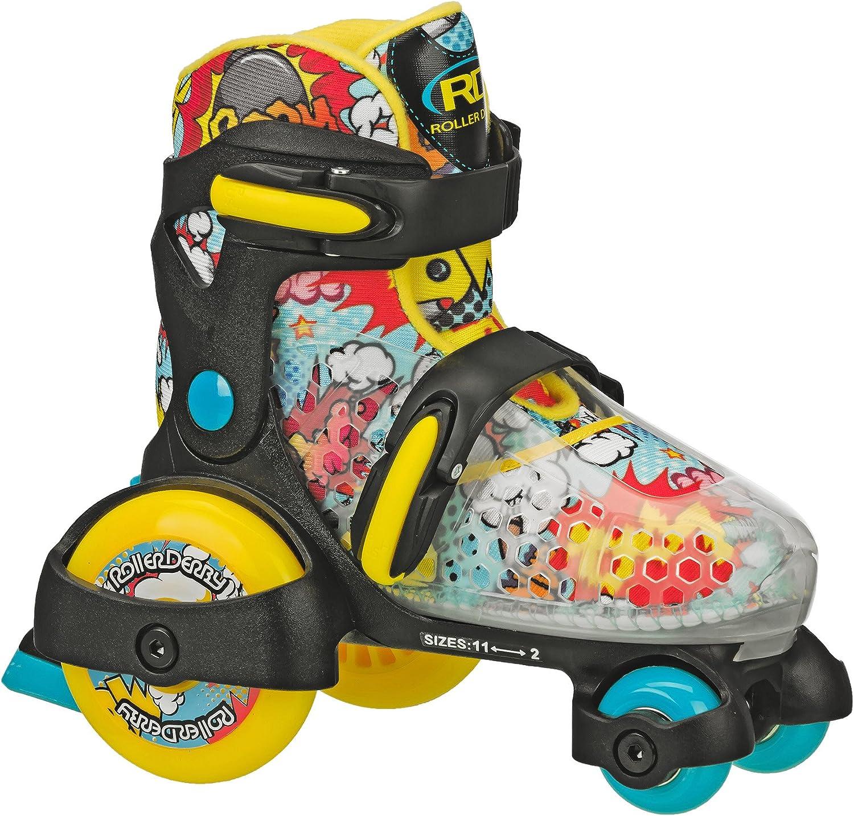 Fun Roll Boy s Jr Adjustable Roller Skate