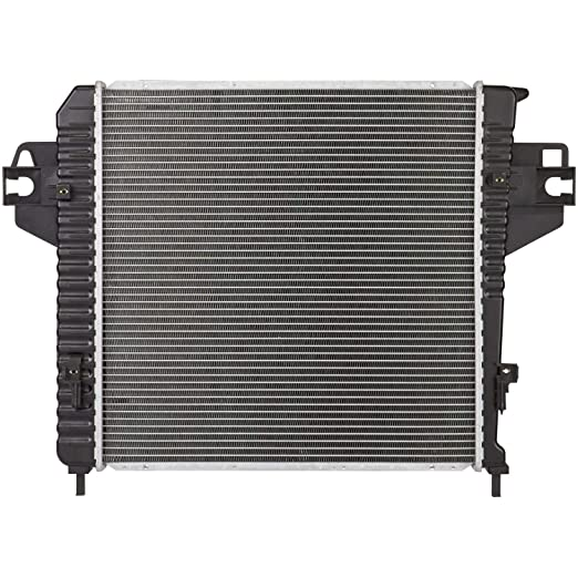 Radiator For 8032 13-16 Hyundai Genesis Coupe 3.8L Manual Trans 13-15 Auto Trans