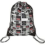 Nintendo Controller Gym Bag black-white-red