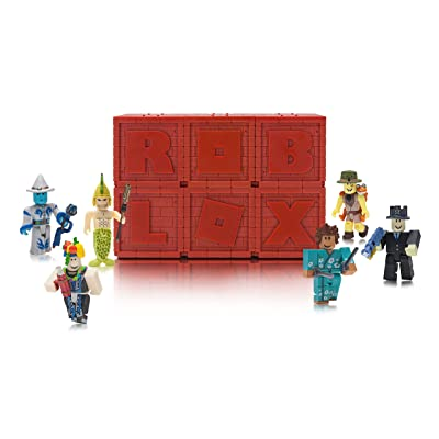 Roblox Series 4 Red Brick Mystery Box: Toys & Games