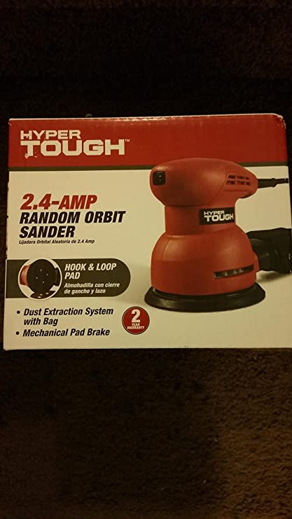 HyperTough 2.4A Orbit Sander by Hyper Tough