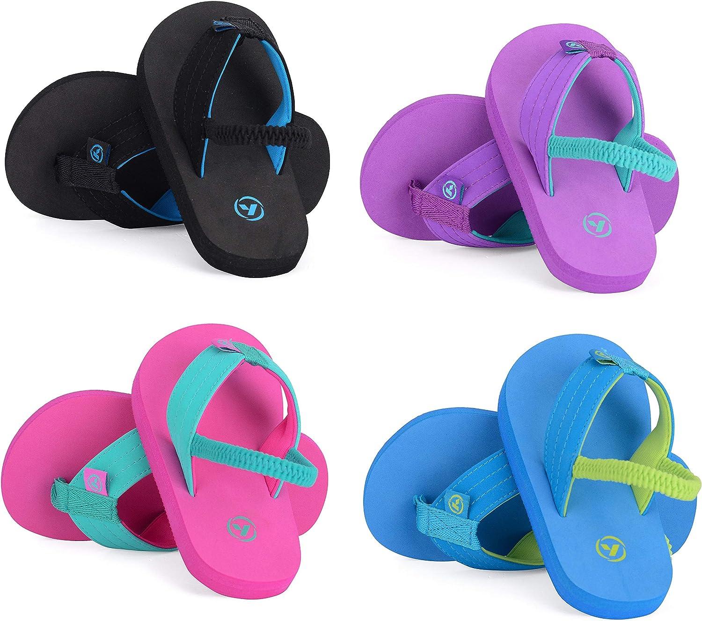 Yello Infants FLIP Flops with Heel
