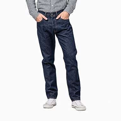 3ba616c53ef Levi's Men's (501® CT) Regular Fit Jeans (28894-0017_Blue_42 ...