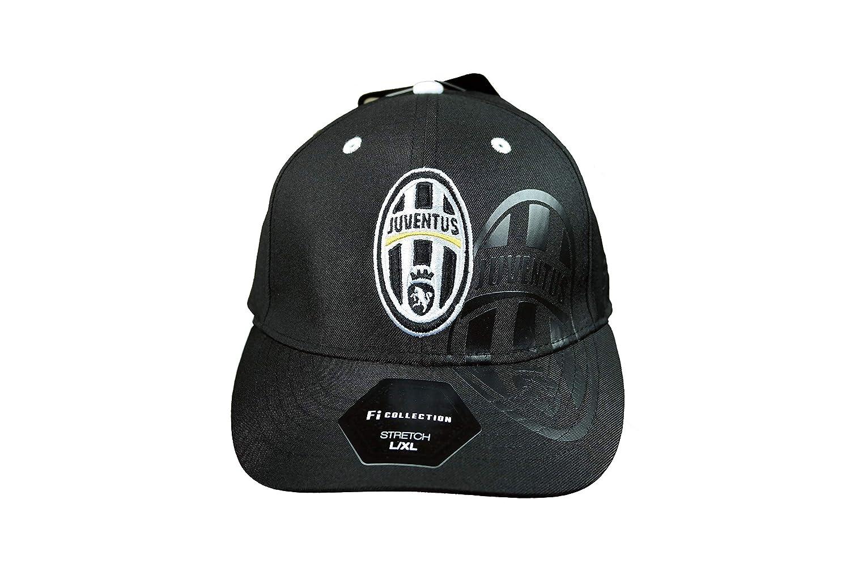 Juventus F.C Authentic Official Licensed Classic Soccer Cap Hat