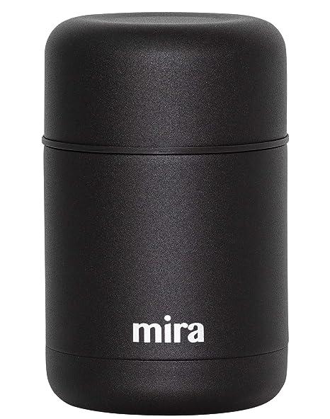 Amazon.com: MIRA - Tarro de almuerzo térmico de acero ...