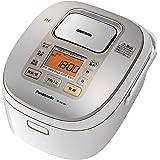 パナソニック 5.5合 炊飯器 IH式 ホワイト SR-HB104-W