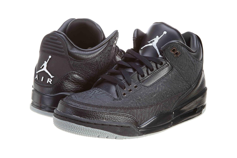 f0460e669 Amazon.com  Nike Air Jordan 3 Retro Black Flip (315767-001)  Shoes