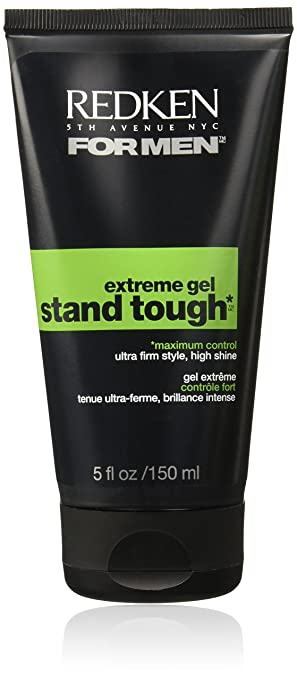 Extreme hold hair gel