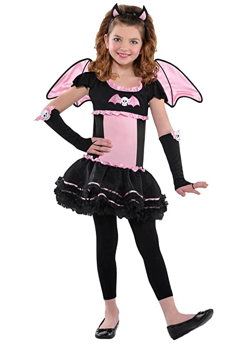 joker 997813-L Bat to the Bone Costume di Halloween per Ragazze d9b1f4200297