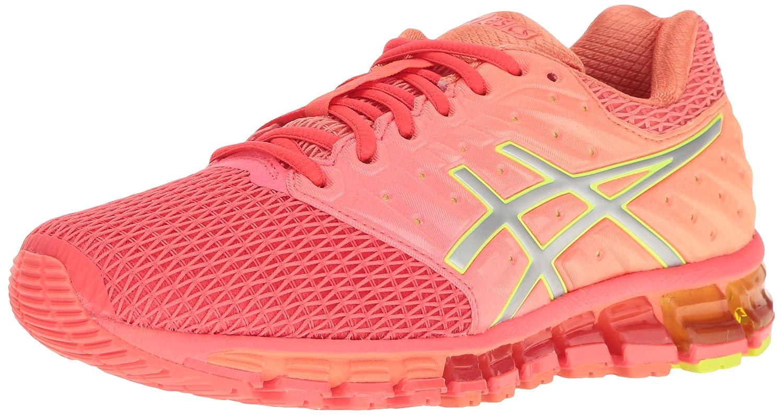 ASICS Women's Gel-Quantum 180 2 Running Shoe B01GU67366 7.5 B(M) US|Diva Pink/Silver/Coral Pink
