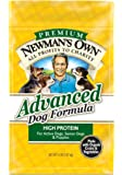 Newman's Own Advanced Dog Formula for Active or Senior Dogs