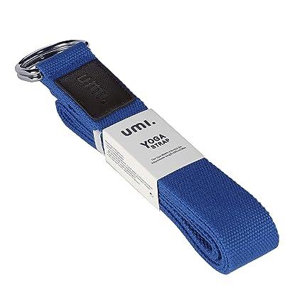 Umi. Essentials Yoga Strap-Blue: Amazon.es: Deportes y aire ...