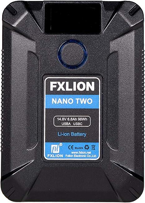 Songing Fxlion Nano Two 98wh Tiny V Mount Kamera