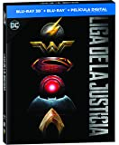 Liga De La Justicia  Blu-Ray 3d + 2d Digibook (2018) [Blu-ray]