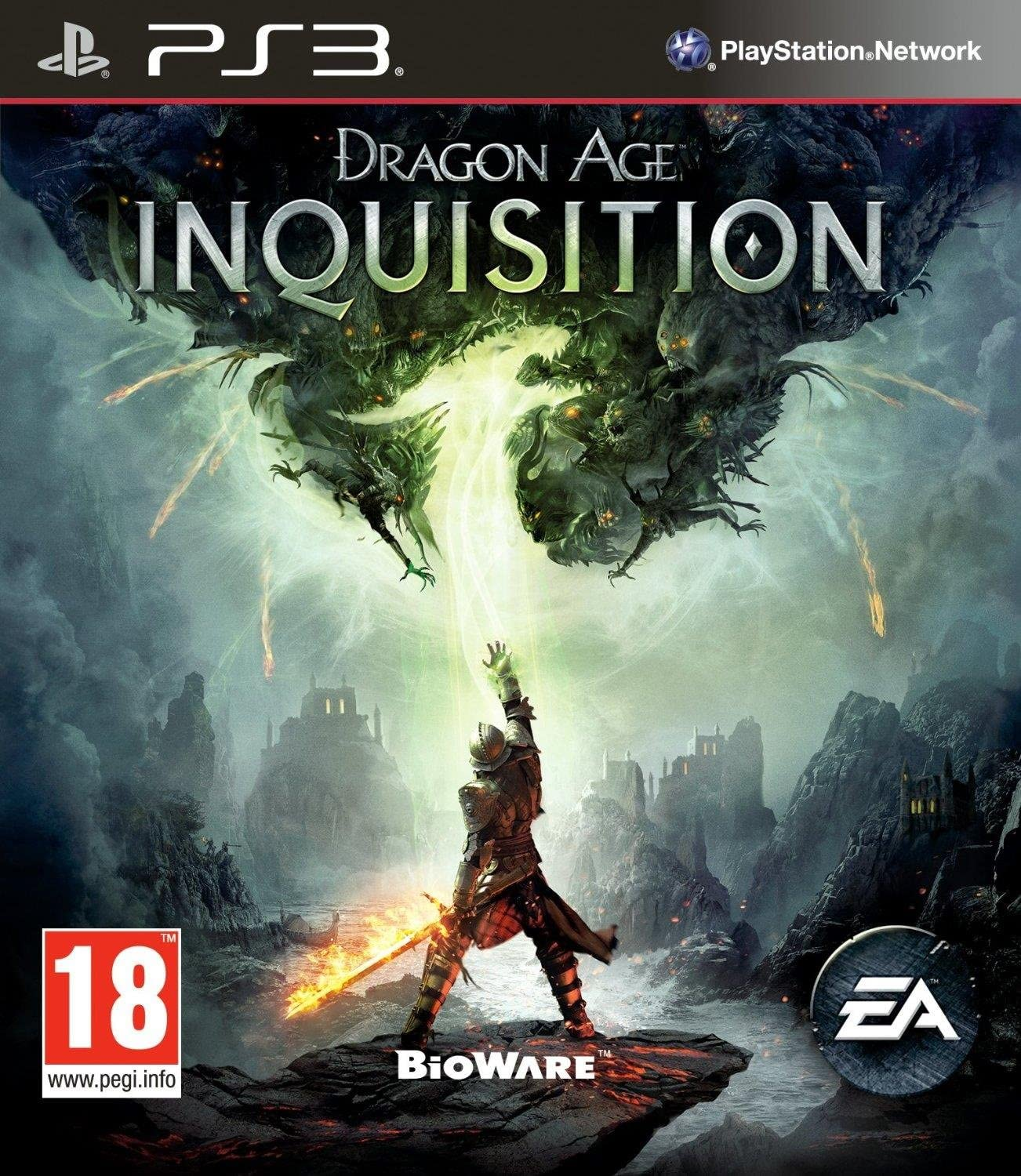 Dragon Age : Inquisition (PS3) (New)