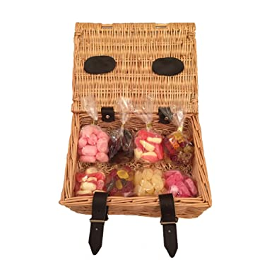 Sugar free sweet hamper gift basket perfect confectionery sugar free sweet hamper gift basket perfect confectionery present for diabetics him or her negle Images