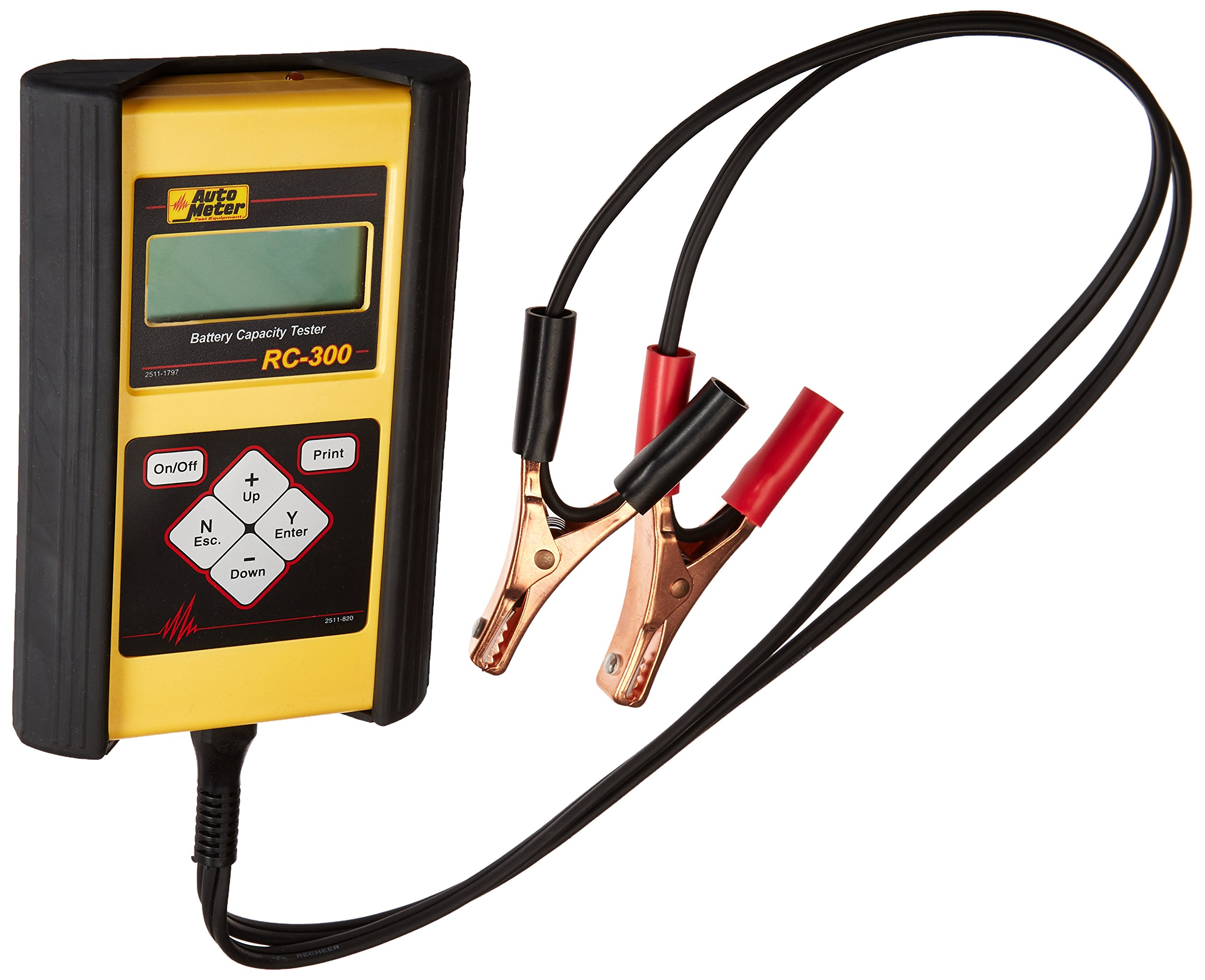 Auto Meter RC300 Handheld SLA Battery Tester by Auto Meter (Image #1)