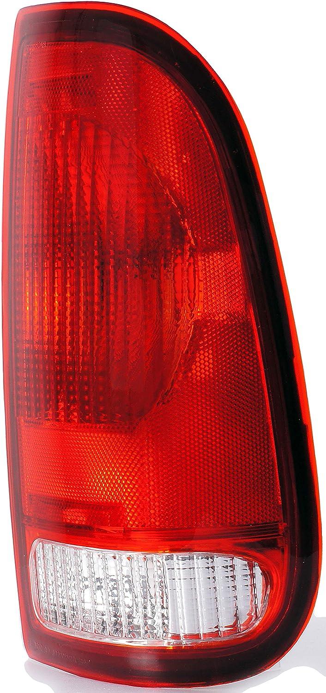 Dorman 1610237 Passenger Side Tail Light Assembly for Select Ford Models