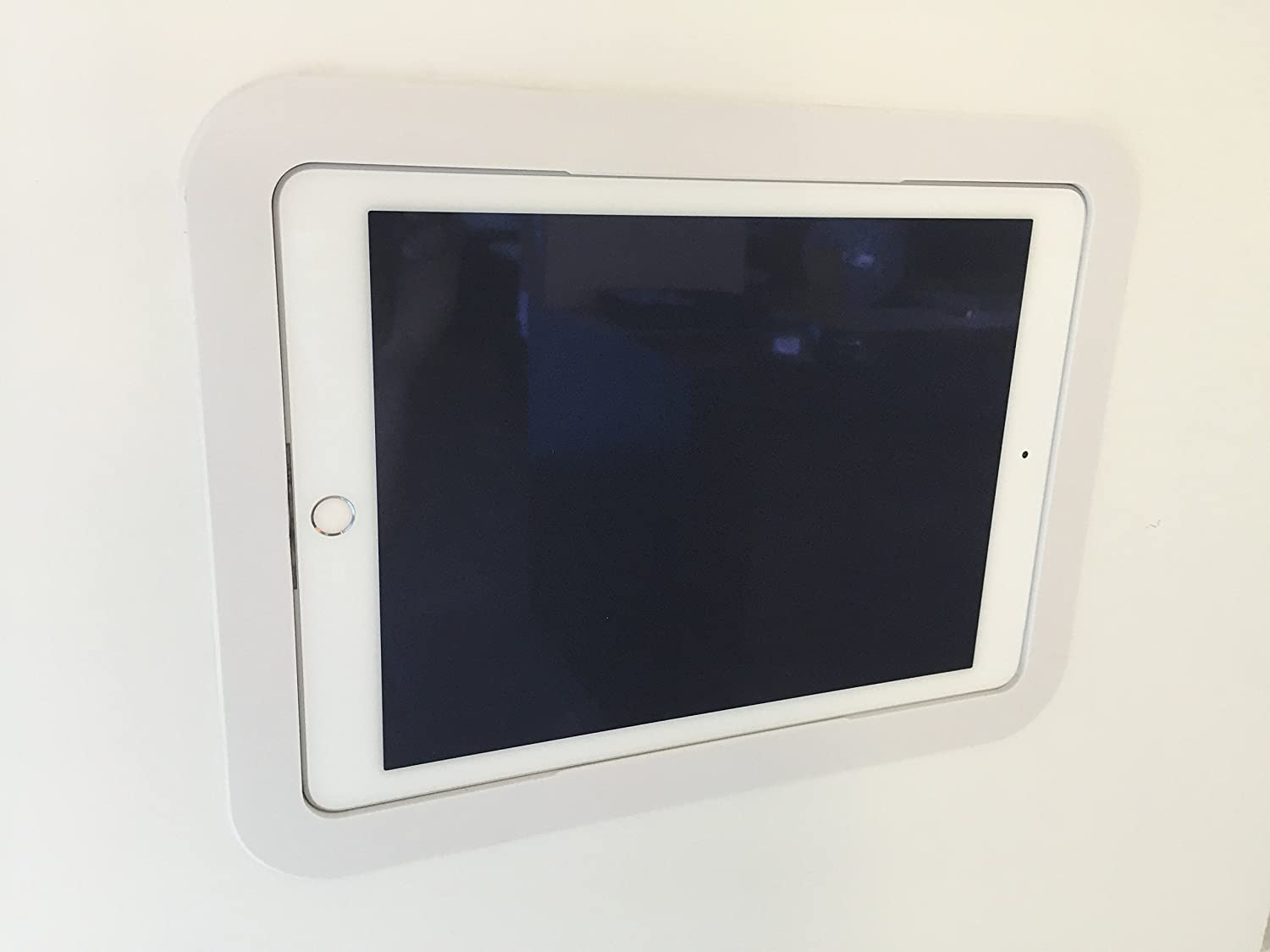 In-Wall iPad Mount for iPad Air1, Air2, PRO9.7, 5th, and 6th Generation Home Media Systems Inc. HMSIPADAIR