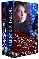 McAllister Justice Series  Volume One (The McAllister Justice Series Book 1) Kindle Edition