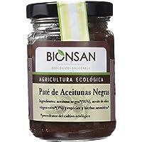 Bionsan paté de aceitunas negras - 4 tarros