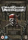 Pirates of the Carribean Dvd Quadrilogy