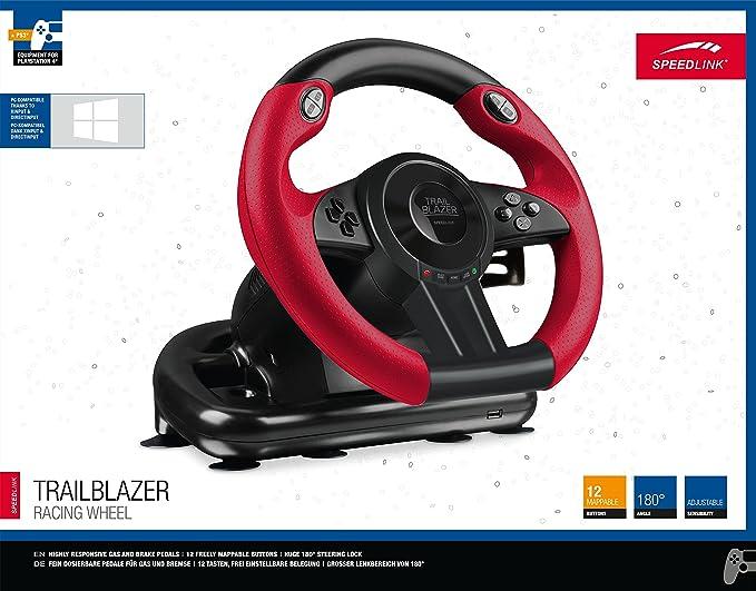 Speedlink Trailblazer Racing Wheel for PlayStation 3 0f5fa7ae1a9fb