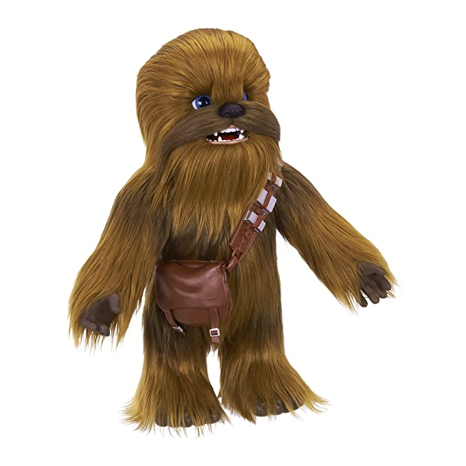 Star Wars Sound & Motion Ultimate Co-Pilot Chewie