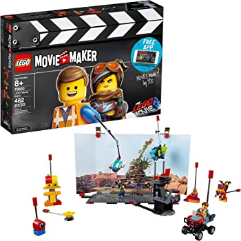 LEGO The Lego Movie 2 Movie Maker 70820 Building Kit