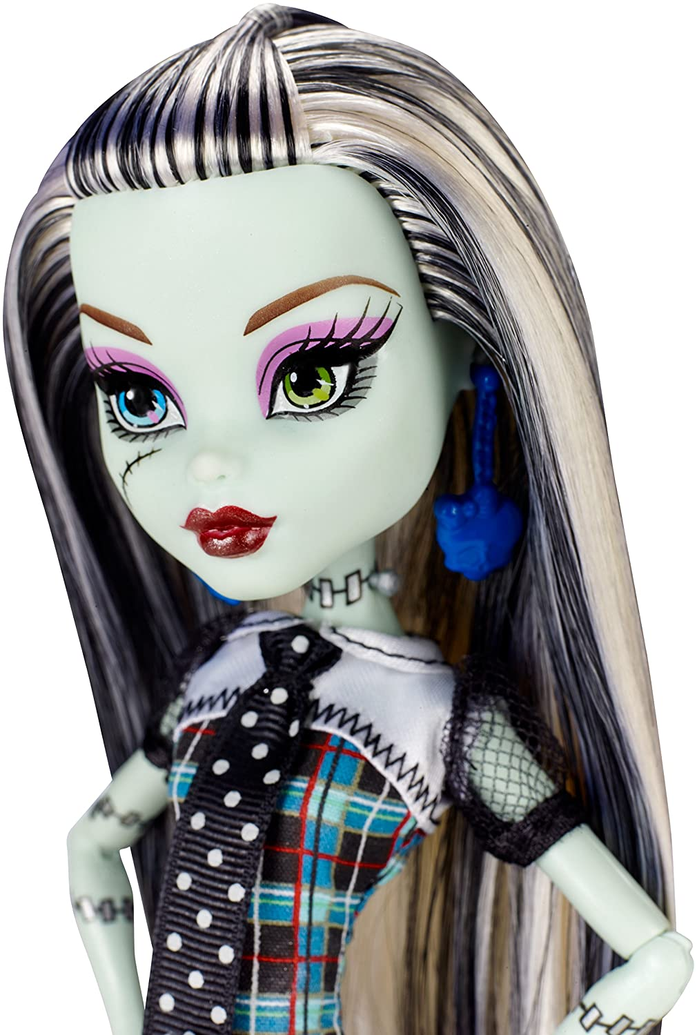 Uncategorized Monster High Doll Pictures amazon com monster high original favorites frankie stein doll discontinued by manufacturer toys games