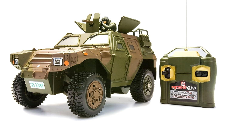 JGSDF Light ArmoROT Vehicle-RC [Japan Import] (japan import)