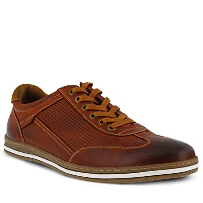 ff81fccbc88f9 Amazon.com | Spring Step Men's Dublin Leather Sneaker | Shoes