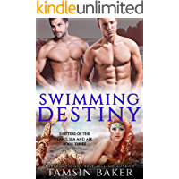 Swimming Destiny: paranormal romance (Shifters of the Land, Sea and Air Book 3)