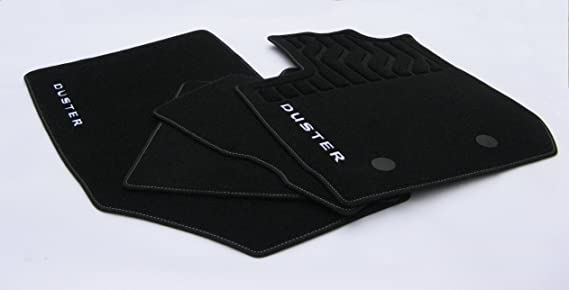 Dacia Original Textil Fußmatten Premium Dacia Duster Ii 2018 2021 Auto