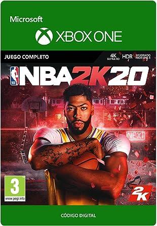 NBA 2K20 - Xbox One - Código de descarga: Amazon.es: Videojuegos