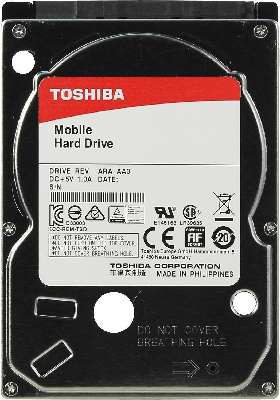 Toshiba mq01abf050 m Hard Disk Drive (HDD) 6,35 cm (2,5 Pulgadas ...
