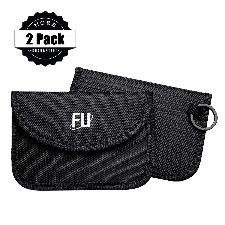 Flare Up Faraday Bag Car Key Signal Blocker (Anti-Hacking Assurance) Key  Fob Guard Protector Device Shielding - 2 Pack