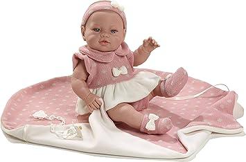Berbesa - Muñeca Baby recién Nacido (5109)