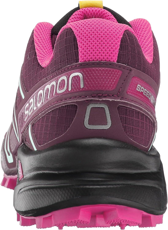 Adidas Salomon Speedcross 3 Womens Shoes Review Hot Pink