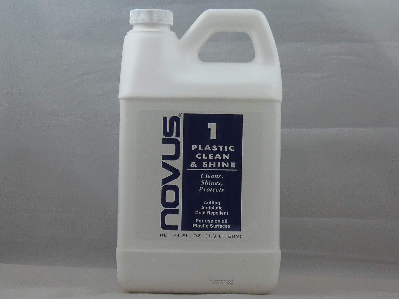Novus Plastic Polish 1 Clean Shine 1900 Ml 64 Once Auto