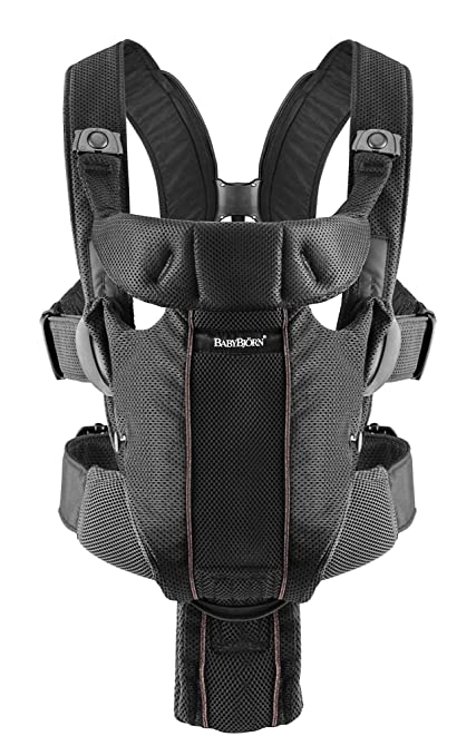 88aa62fbaa1 BABYBJÖRN Baby Carrier Miracle (Black