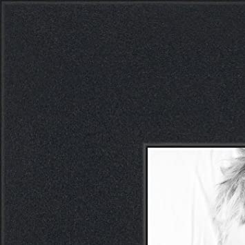 Amazoncom Arttoframes 8x20 Inch Black Picture Frame Womfrbw72079