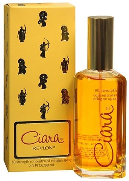 Revlon Ciara 70ml - colonias (Mujeres, Bergamota, Limón, Bergamot,Lemon,