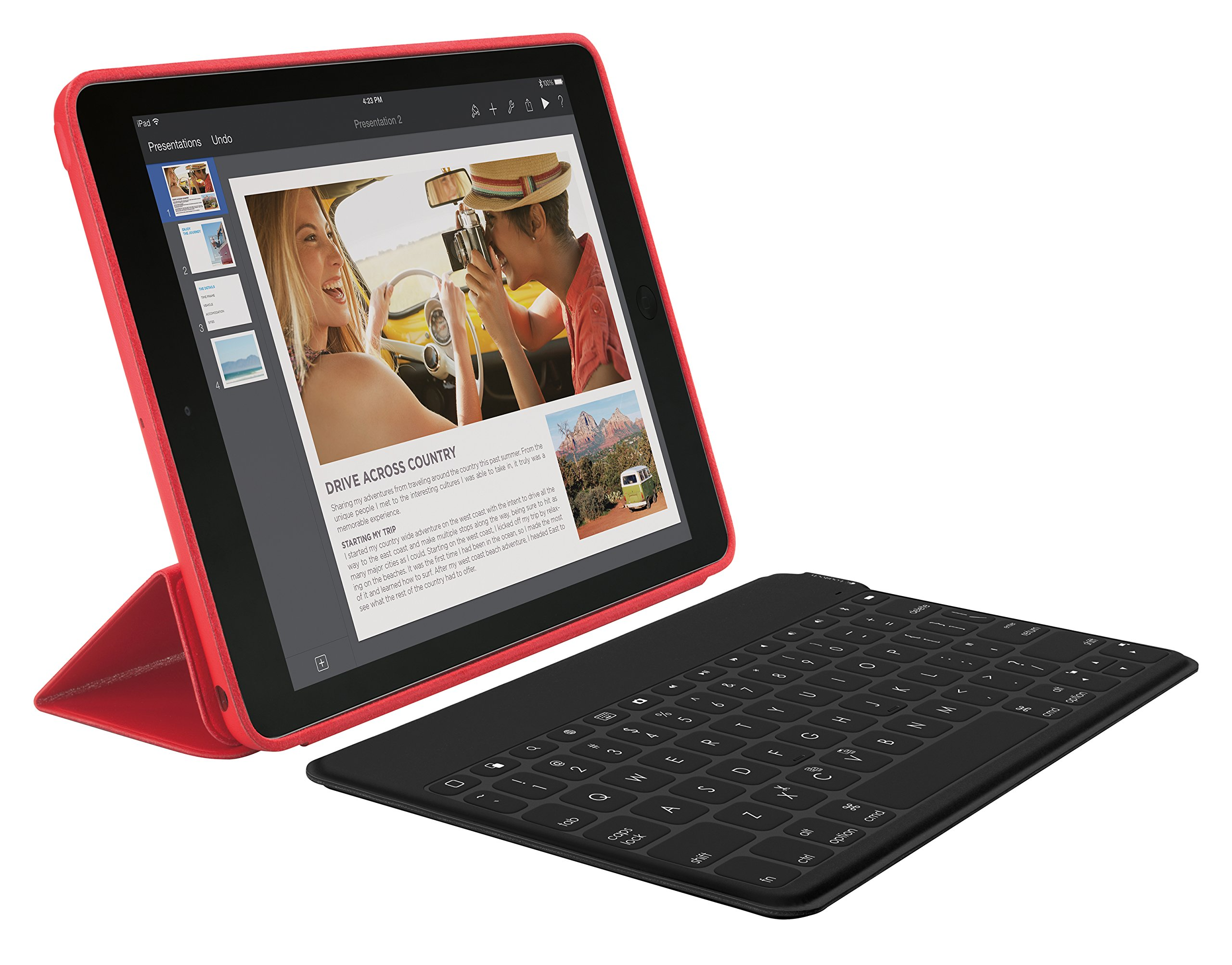 LOG920006701 - LOGITECH, INC. Logitech Keys-to-Go Ultra-Portable, Stand-Alone Keyboard by Logitech (Image #2)