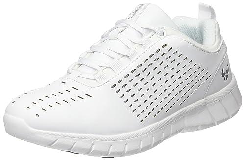 Zapatillas deportivas unisex Suecos Confort Alma en bl... m1HPdYrr