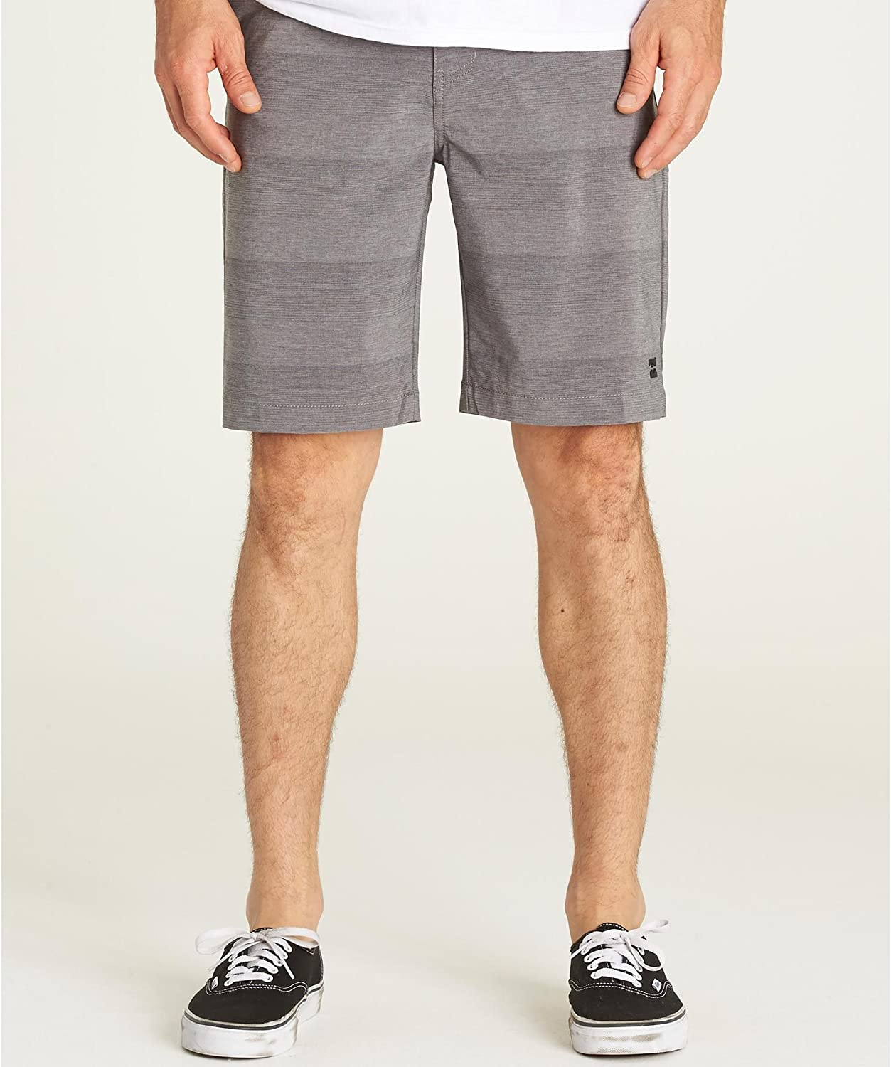 Billabong Mens Crossfire X Stripe Shorts
